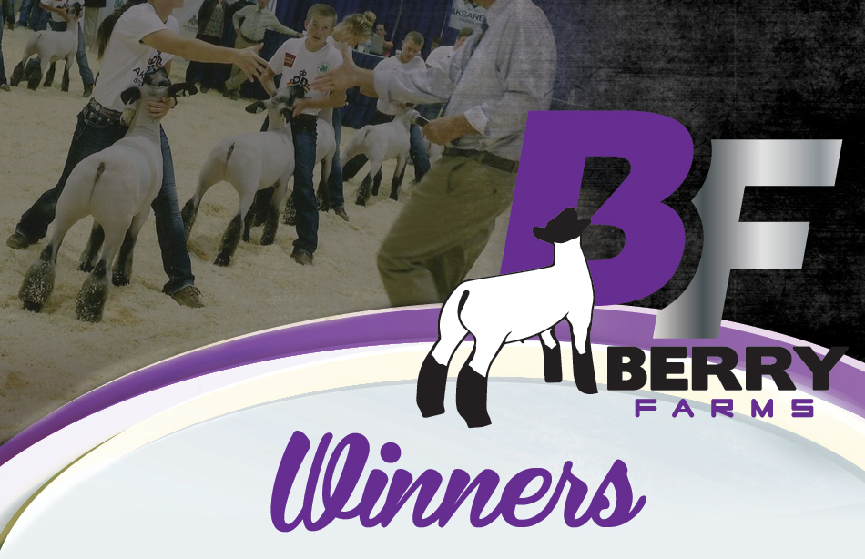 Berry Farms - Winners